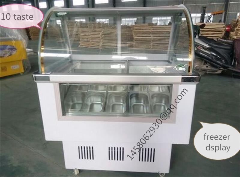 Direkt Fabrik Preis Eis Kühlschrank Vitrine Eis Schrank Supermarkt ...