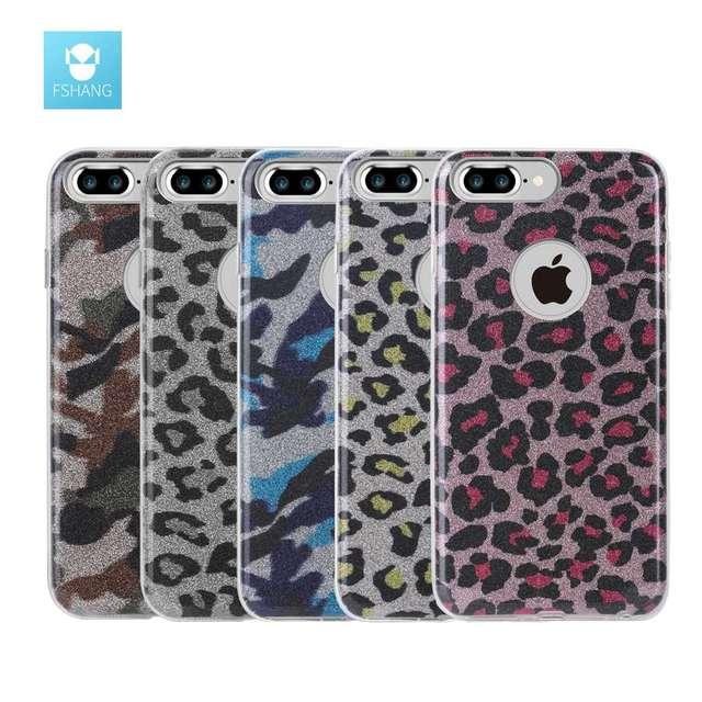 coque leopard iphone 7