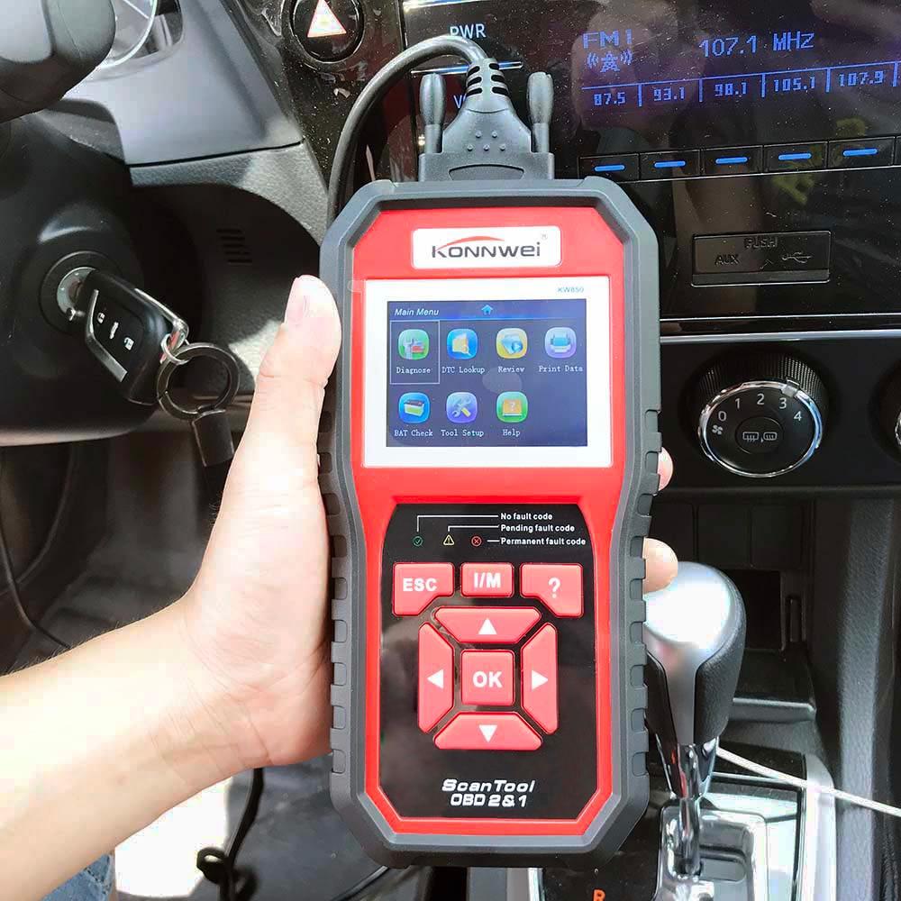 Professionelle OBD2 Auto Diagnose Scanner Tool 2019 Pro OBD 2 Auto Motor Code Reader Scan Diagnose Acessories für BMW Renault