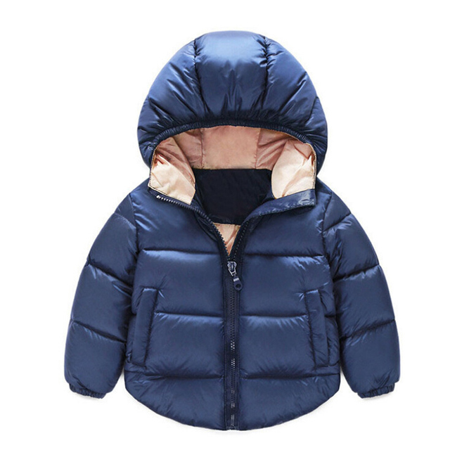 1399891808f2 Buenos Ninos Children Winter Cotton Padded Jacket Thick Hooded ...