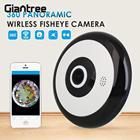 giantree 360 Degree Panoramic Fisheye Panorama Camera HD 1280*960 Wireless WIFI Cam Indoor Home Security Network IP Mini Camera