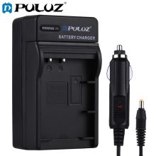 PULUZ Battery Charger Digital Camera Car For Canon LP-E17