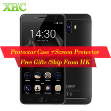 "LTE 4G Gretel GT6000 6000mAh Fingerprint 5.5"" Android 7.0 Smartphone MTK6737 Quad Core 2GB 16GB Dual Back Cameras Mobile Phone"