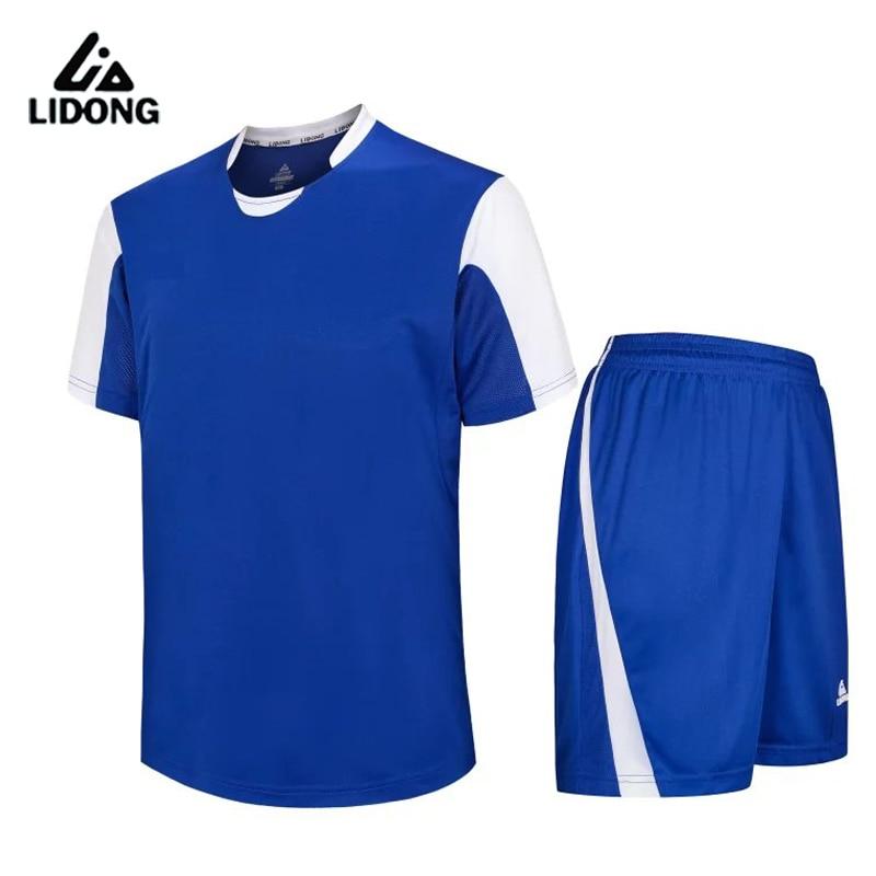New Kids Boys Football Soccer Jerseys Uniforms futbol Training suit Breathable jersey set shirts pant DIY Customized number name
