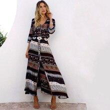 Bohemia print dress five minute skirt beach skirt free shipping все цены