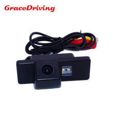 цена на Free shipping CCD Car rear view camera for Nissan Qashqai X-Trail Geniss Pathfinder Dualis Sunny 2011 Juke car parking camera