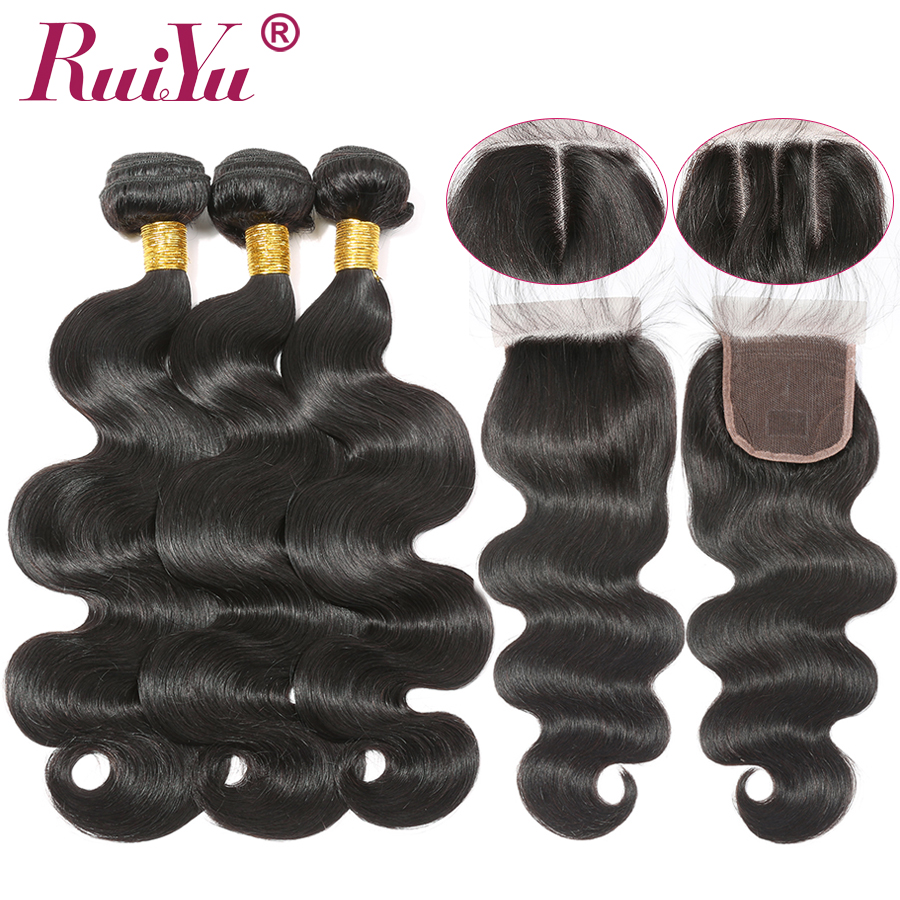 Can Be Customized Into Wig Brazilian Body Wave Human Hair Bundles With Closure Non Remy Hair