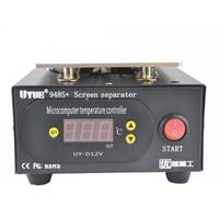 110 220V Built In Vacuum Pump 7 Inch For Iphone Glass LCD Separator Split Screen Repair