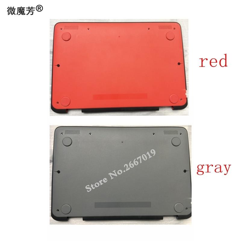 New Laptop Bottom Cover For HP for ProBook x360 11 G1 Bottom Case Black D shell 6070B1118302