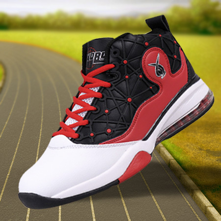 watch!2012 High quality men's autumn and winter sports shoes  brand  trainers high basketball shoes free shipping