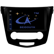 BEIDOUYH 10.2 inch Android Car GPS for Nissan QASHQAI with WiFi/Bluetooth/Touch Screen/navigators/RDS Radio Can-bus Optional