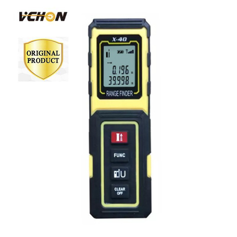 Electronic Distance Measuring Device : Laser meter tool measurement digital distance