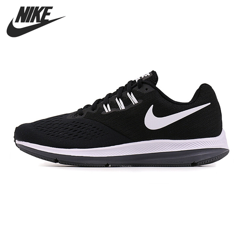 Original New Arrival 2017 NIKE ZOOM WINFLO Men's Running Shoes Sneakers new arrival original nike breathable zoom winflo 3 men s running shoes sneakers trainers
