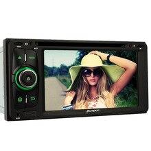 6.2 Pulgadas 2 din DVD Androide Táctil Kit Kat 1080 P WIFI Coche Audio estéreo Para TOYOTA RAV4 CAMRY con Pantalla de creación de Reflejo y OBD2 DAB +