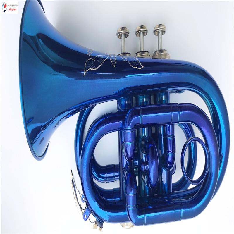 Νέο Bach Pocket Trumpet Blue Band Φοιτητής - Μουσικά όργανα - Φωτογραφία 6
