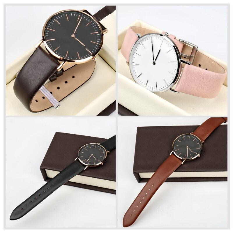 MAIKES Pulsera de reloj de cuero genuino Accesorios de reloj Correa - Accesorios para relojes - foto 6