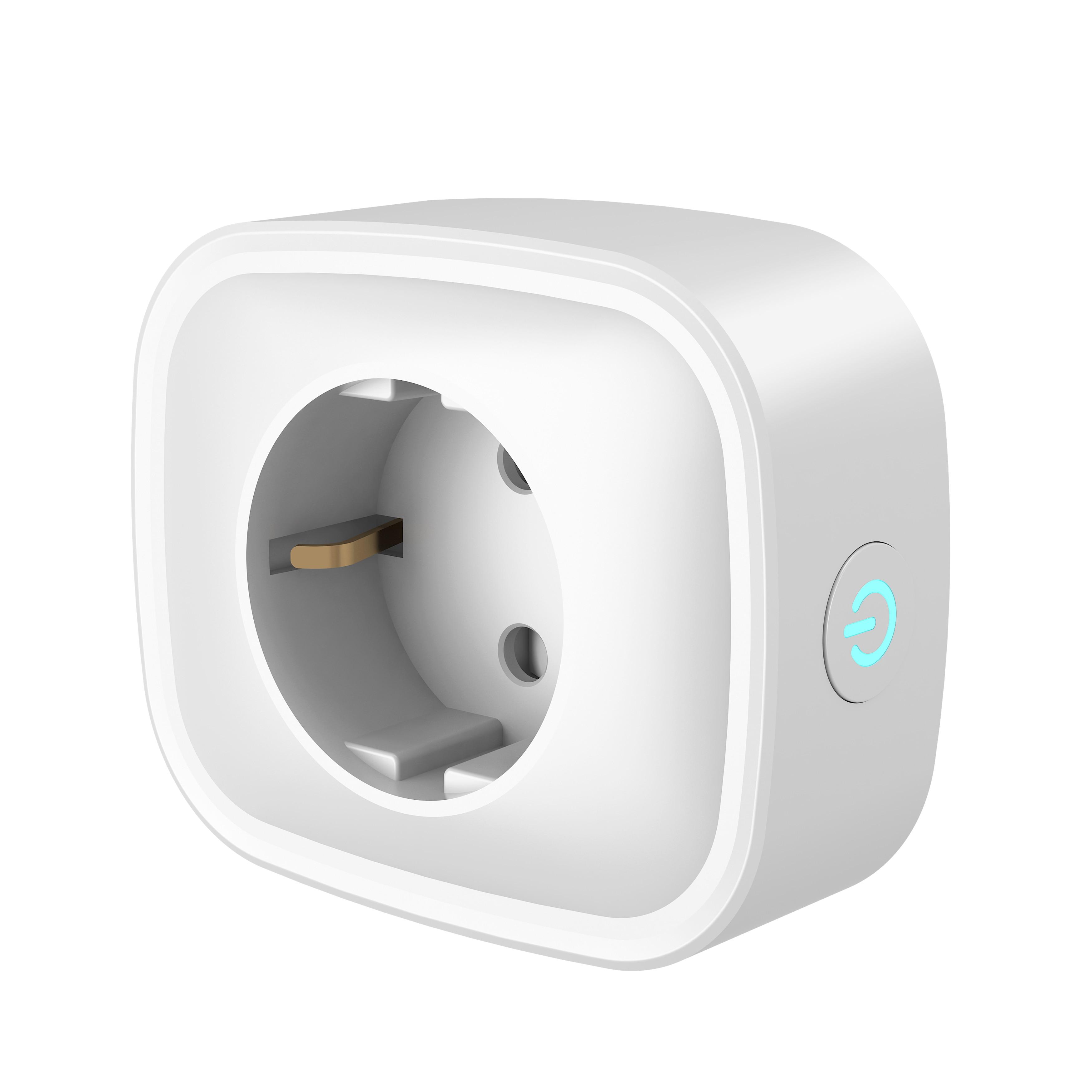 Gosund wifi prise plug EU 4 шт упаковка электрическая мини умная розетка для немецкой станции - 4