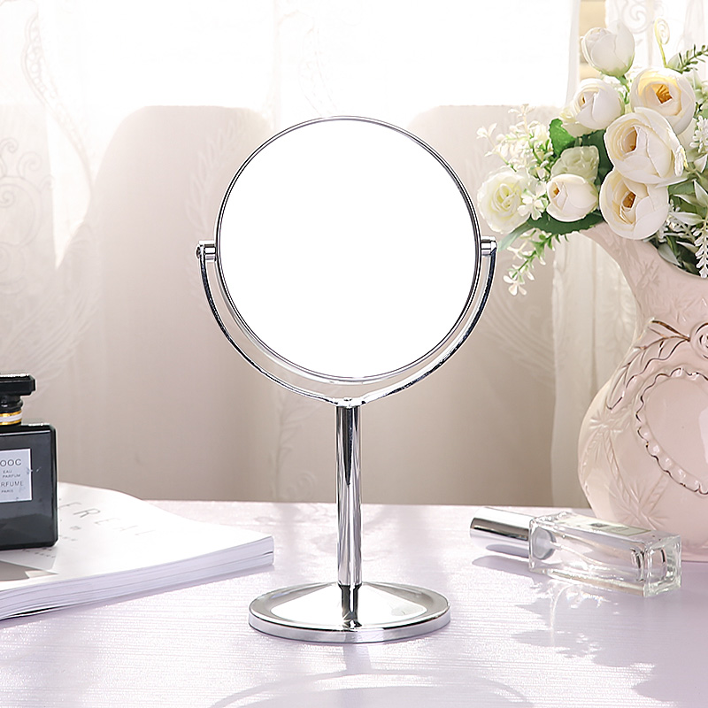Cosmetic Mirror Double Sides Standing