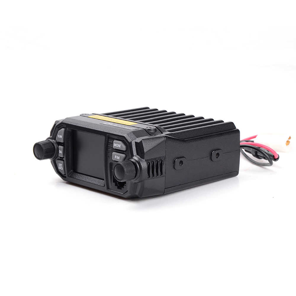 100% Original QYT KT-8900D Radio de coche 200 canales VHF/UHF FM montado en el vehículo transceptor de Radio Walkie Talkie