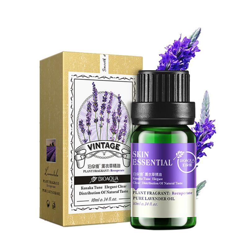Přírodní rostlinné květiny Esenciální olej 100% čisté přírodní léčebné oleje
