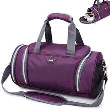 Travel Handbag Backpack Sports-Bag Fitness Outdoor Shoes Gym-Bag Waterproof Women