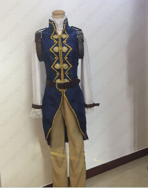 Boku no Akademia Todoroki Shoto Cosplay costume My Hero Academia