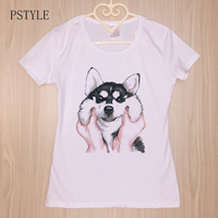 PSTYLE-Happy-Cat-Design-Tee-Shirt-Women-T-Shirt-Harajuku-Fashion-Femme-Tshirt-Funny-Ladies-Clothing-Tee-Tops-Dropshipping-2018-1