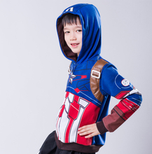 2016 Autumn Children's Coat Spiderman coats for children Clothes Baby Boys Hoodie Jackets Kids Cartoon Baby Outerwear Shipping