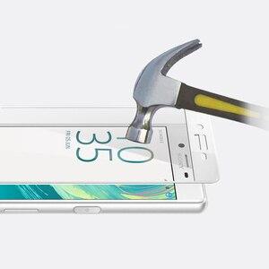 Image 4 - Cristal templado ultrafino 9H para Sony Xperia XA1 XA2 Ultra XA X XP XZS XZ X A P XZ2 XZ1 Compact XZ Premium