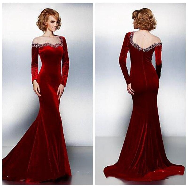 Charmant Rotes Lange Kleid Prom Galerie - Brautkleider Ideen ...