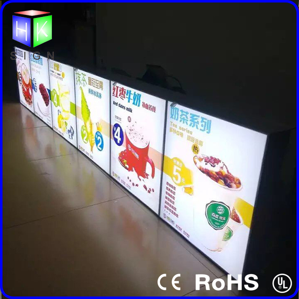 A2 Photo Frame And Led Advertising Light Boxes For Menu Board In Lights From Lighting On Aliexpress