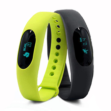 2016 BL05 Bluetooth Smart Band Bracelet Pedometer Calories Sleep Monitor Waterproof Smart Anti-lost Smart band For Android IOS