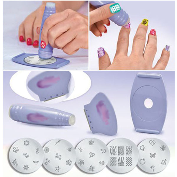 Tools And Equipment Of Nail Art Ideas