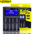 LiitoKala Lii-PD4 Lii-PL4 S1 batterij Oplader voor 18650 26650 21700 18350 AA AAA 3.7 v/3.2 v/1.2 v/1.5 v lithium NiMH batterij