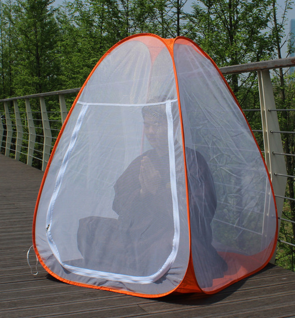 Temple chanting meditation practice Indoor Outdoor tent with mosquito nets large account sitting Buddha yoga net