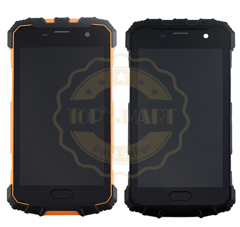 100%Original Quality For Ulefone Armor 2 LCD Display Touch Screen Digitizer Assembly Repair Parts For ulefone Armor II