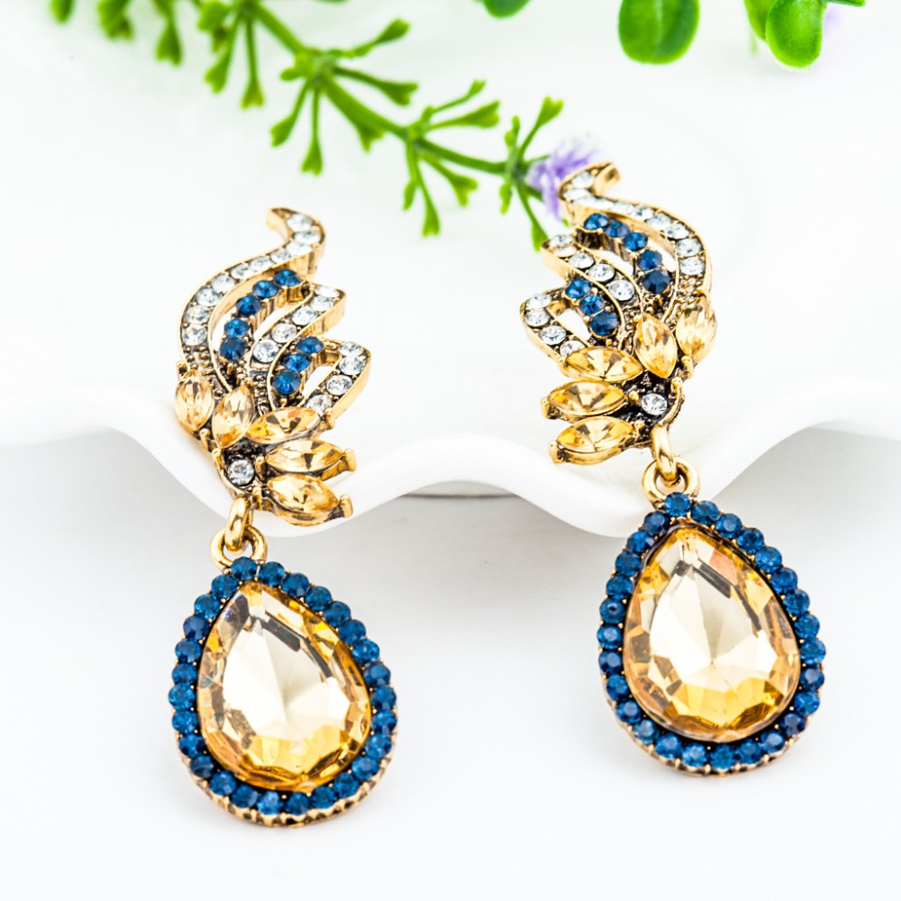 earrings to silwear chalcedony in by view trendy fashion contemporary click stud expand yash