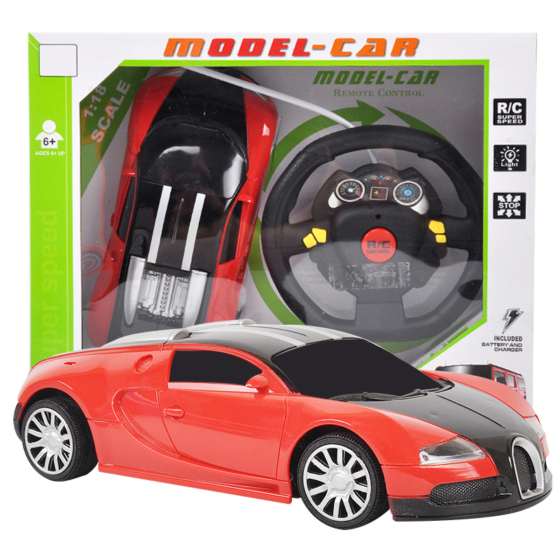High Spped Cars 1 18 PVC Race Vehicle Buggy Electronic Remote Control Car Toy in RC Cars from Toys Hobbies