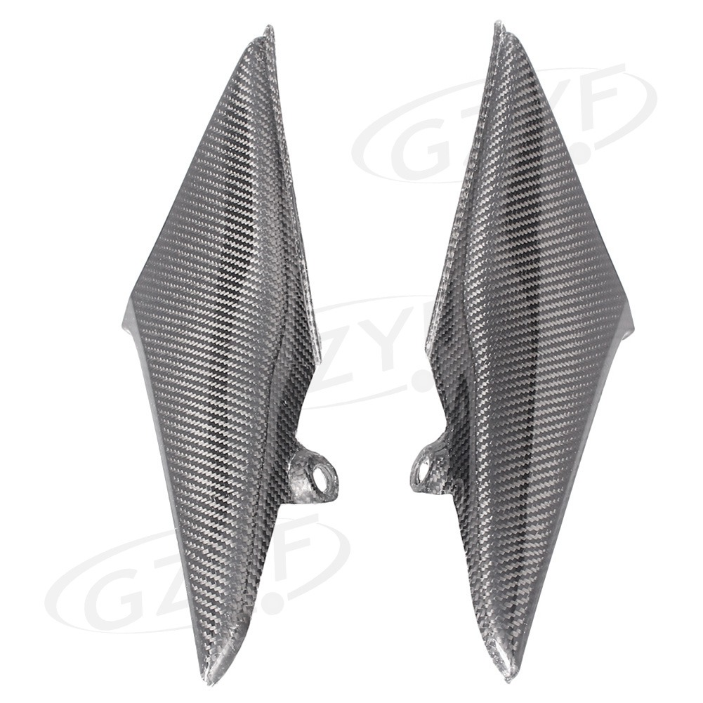 GZYF Tank Side Cover Panel Fairing For Honda CBR600RR 2003 2004 Carbon Fiber Motorcycle Parts