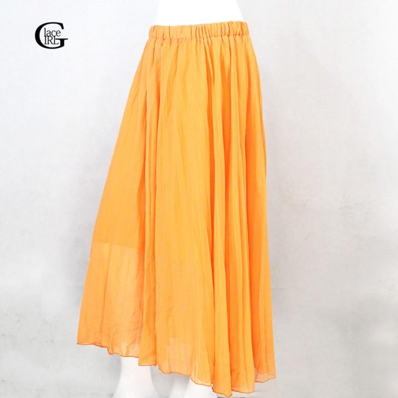 Длинные юбки для пляжа