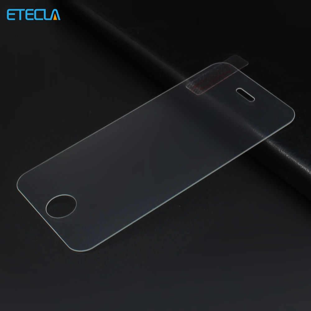 3 قطع ل فون 5 الزجاج المقسى على فون 5 ثانية الزجاج لأني Phone5 Iphone5 I5 5c SE واقي للشاشة HD 0.33 ملليمتر الزجاج السوبر