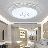 New European led ceiling lamp modern fashion personality Ceiling Light home lighting room ceiling lamp crystal lamp