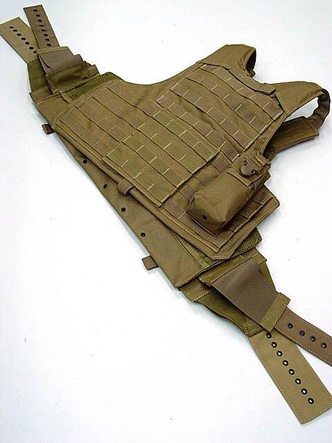 Νέα Υφιστάμενη Militaria Ciras Mar Vest Υπαίθρια - Αθλητικά είδη και αξεσουάρ - Φωτογραφία 3
