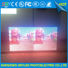 Portable LED Panel 512mm x 512mm Outdoor Waterproof IP65 PH4mm Die-casting Aluminum LED Cabinet