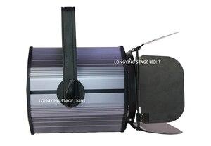 Image 4 - Free Shipping 2pcs/lot China Factory Supply 200W COB Led Par Light Warm White&Cold White DMX Control DJ Party Light Led Par Cans