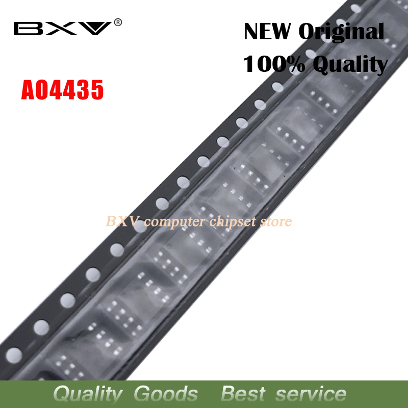 10pcs AO4435  4435 SOP-8  MOSFET New Original