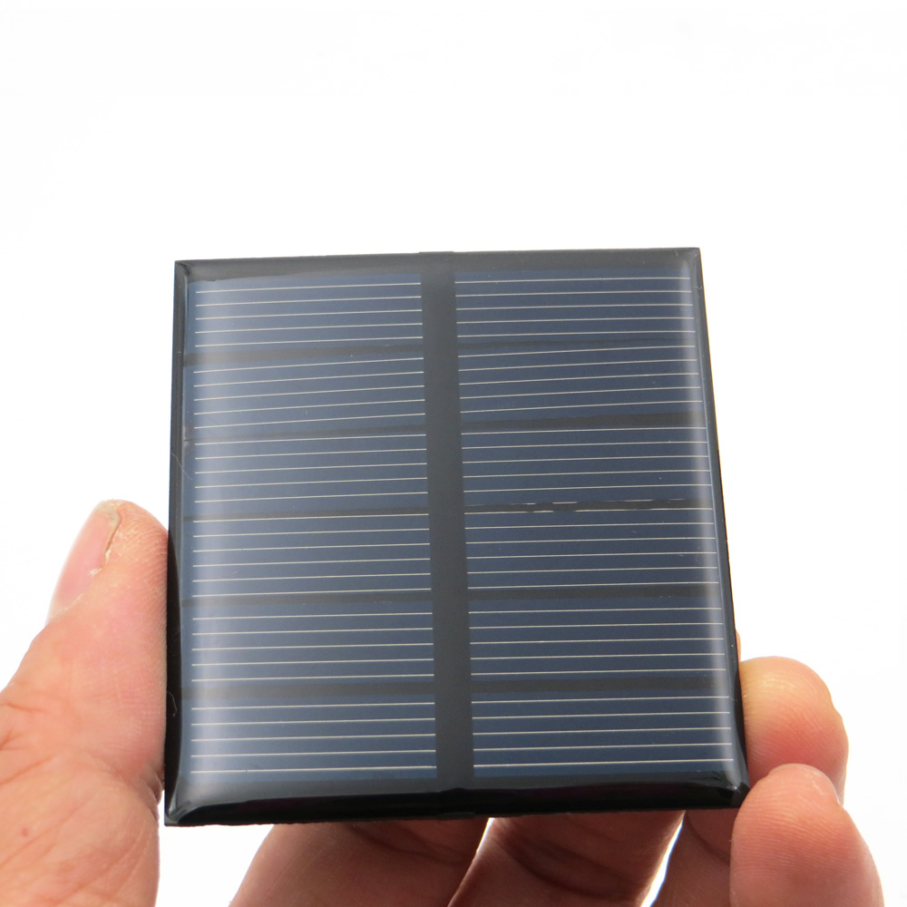 Solar Panel Beautiful Mini 3v 0.45w 150ma Solar Panel Polycrystalline Solar Cells Supply Power Panel Module Diy Battery For Cell Phone Toy Chargers Invigorating Blood Circulation And Stopping Pains