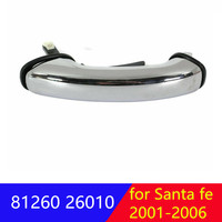 8126026010 Genuine outside tail gate handle for hyundai Santa fe 2001 2004 Rear Tailgate switch handle 81260 26010