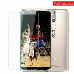Film protecteur d'écran en verre trempé pour ZTE Axon pro Lux Elite MAX/lame L2 L3 L5 plus/X3 X5 X7 Z7 X9