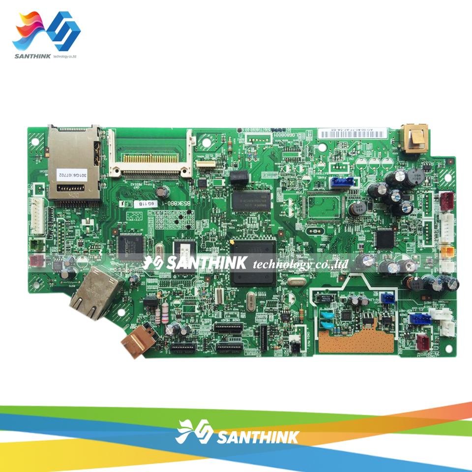 Main Board For Brother MFC-5460CN MFC-5460 MFC 5460 5460CN Formatter Board Mainboard free shipping main board for brother mfc 7360 mfc 7360 mfc7360 formatter board mainboard on sale